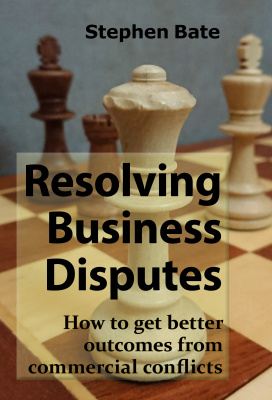 Resolving Business Disputes