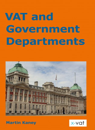VAT and Government Departments