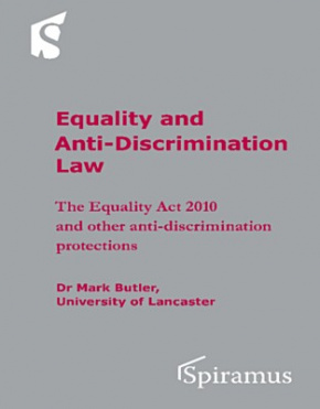 Equality and Anti-Discrimination Law